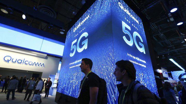 La tecnología 5G se convirtió en uno de los principales protagonistas de la feria por su potencial en los hogares.