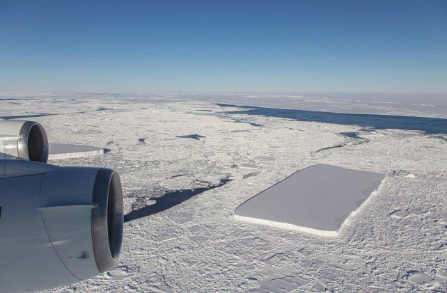 La Antártida pierde el hielo de sus costas a un ritmo arrollador