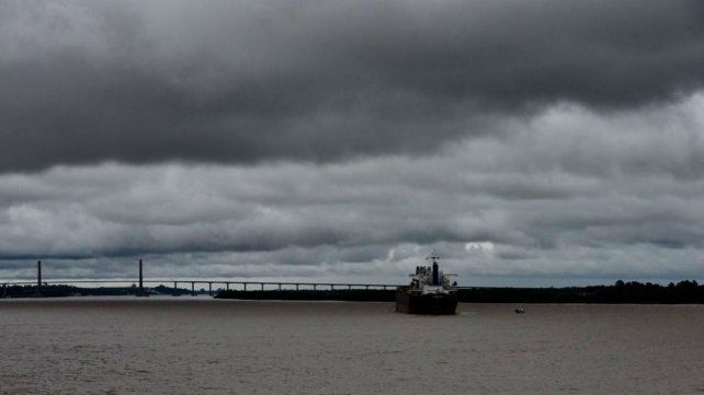 Rige un alerta meteorológico por tormentas fuertes para el sur provincial
