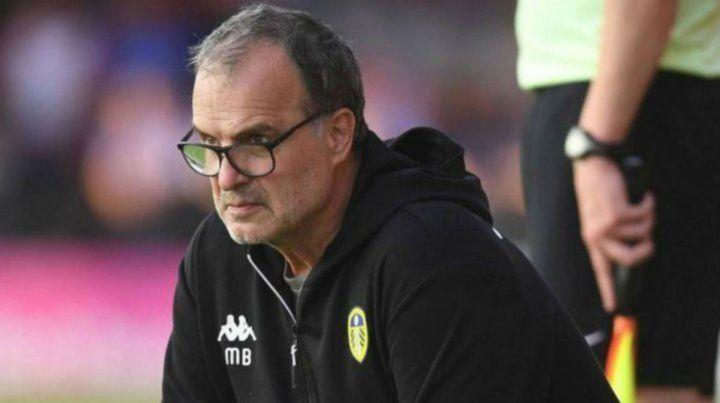 Leeds, duro contra su técnico Bielsa