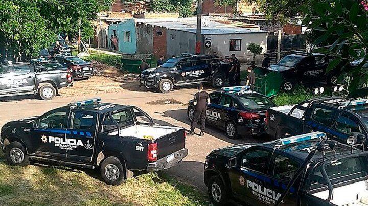 Asaltaron a dos mujeres policía y los atraparon por el GPS de los handies