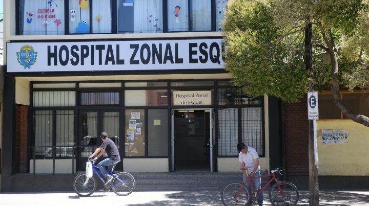 El hospital zonal de Esquel