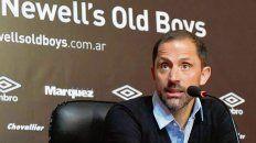 Peratta. El director deportivo está en la búsqueda de otros jugadores para Bidoglio.