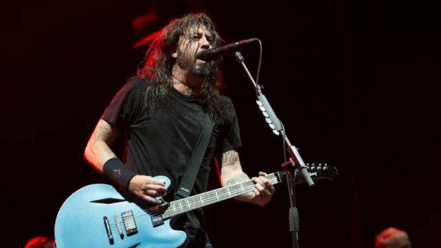Dave Grohl olvidó una letra de los Ramones