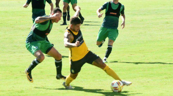 Central enfrentó a Sarmiento en Arroyo Seco y guarda titulares para el sábado