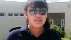 una mujer policia fue asesinada de un balazo y detuvieron a su novio por el hecho