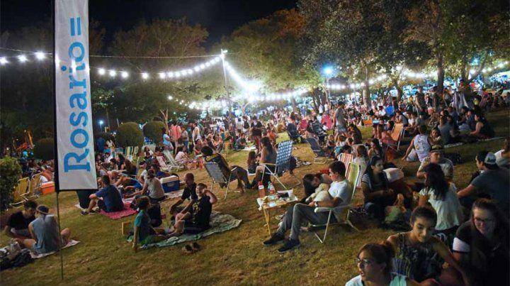 Hoy, picnic nocturno en plaza Santos Dumont