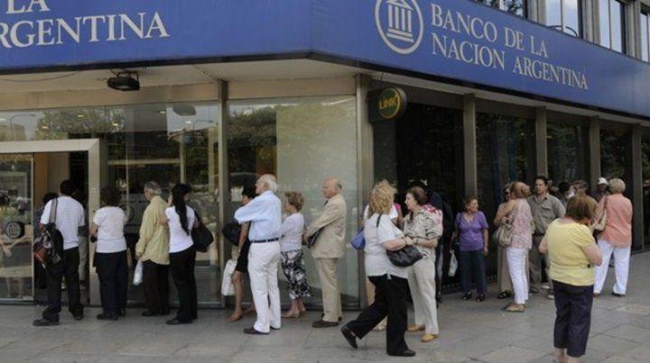 Los depósitos en pesos en el sistema financiero crecieron un 2,1% en noviembre