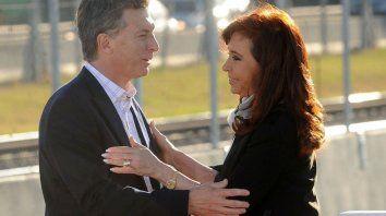 Macri y CFK se necesitan como nunca