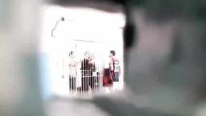 Motín y toma de rehenes en la cárcel de San Nicolás