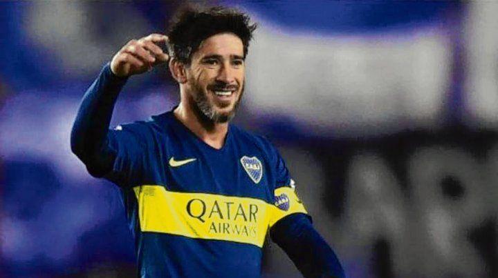 Se fue a Avellaneda. Pérez llegó a la entidad roja a préstamo y con opción de compra.