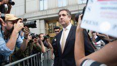Denuncia. Michel Cohen tras ser condenado a tres años de prisión por evasión y violación de normas electorales.