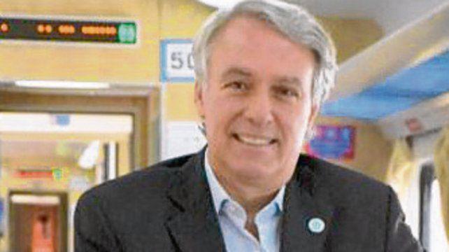 El presidente de Trenes Argentinos Operaciones