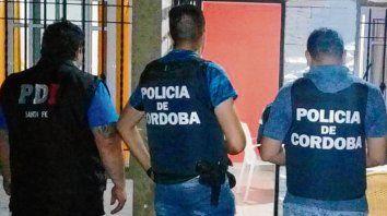 localizado. Policías rosarinos y cordobeses detuvieron a Gonzalo Z.