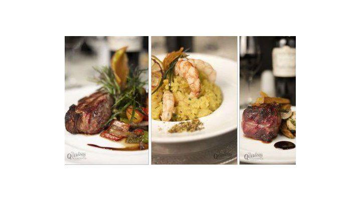 Querandí renueva totalmente su propuesta gastronómica y revaloriza su histórico salón