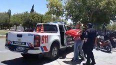 un nene de 2 anos fue golpeado brutalmente por su padre