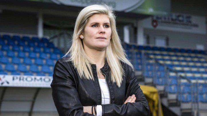 La DT alemana que sacudió el ambiente del fútbol con su respuesta.