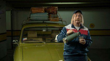 El auto de los 70, fiel al dueño. Luis Rubio presenta hoy Eber a la carta en Rosario.