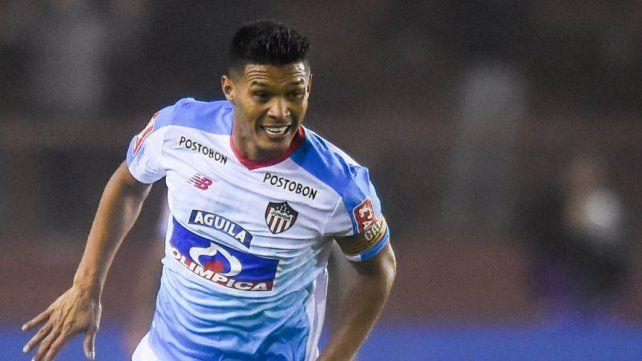 Teo Gutiérrez se entusiasmó con la posibilidad de Independiente.
