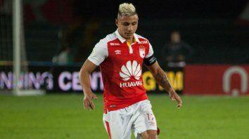 Juan Daniel Roa. Desde 2010 juega en Independiente Santa Fe.
