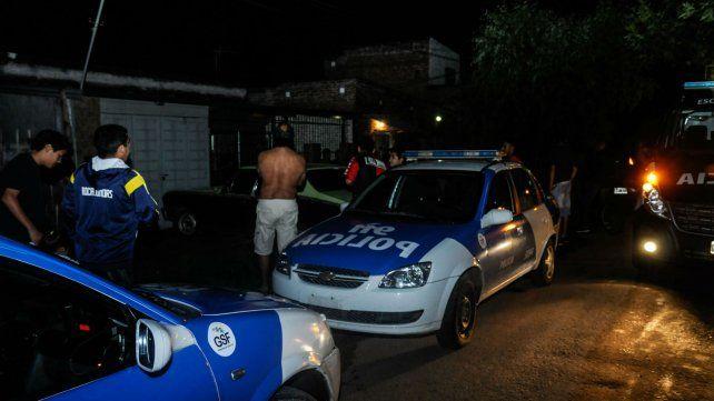 El homicidio se produjo poco antes de las 3.30 en el corazón de barrio Tablada.