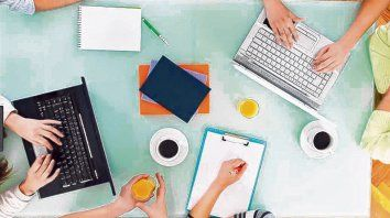 Combinación. La habilidad y la intuición son activos empresariales, pero también el orden y la planificación.