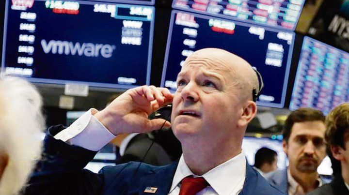 Wall Street. Los mercados internacionales muestran mucha volatilidad.