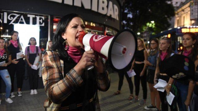 Integrantes de la Campaña por la Emergencia Nacional se movilizaron esta semana.