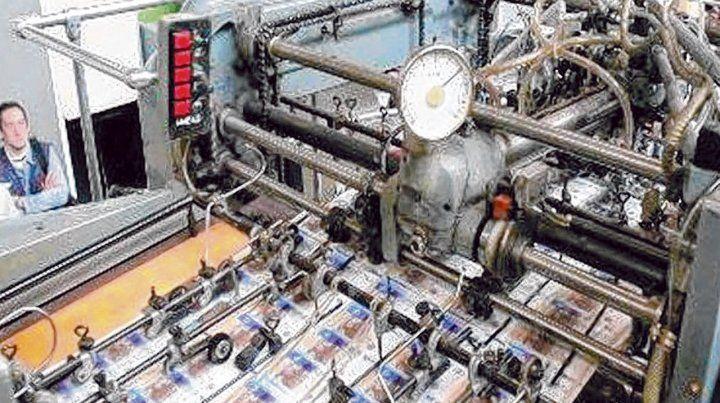 al full. El director de Econométrica dijo que la emisión de moneda es el único factor que causa inflación.