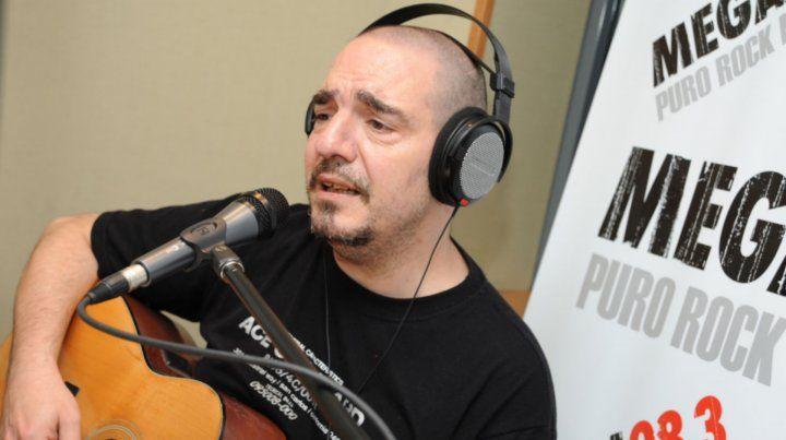 El músico Ulises Butrón murió hoy