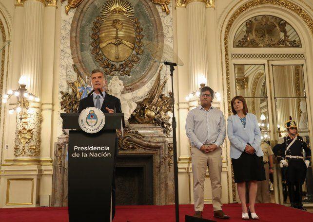 Macri firmará un DNU para avanzar con la extinción de domino