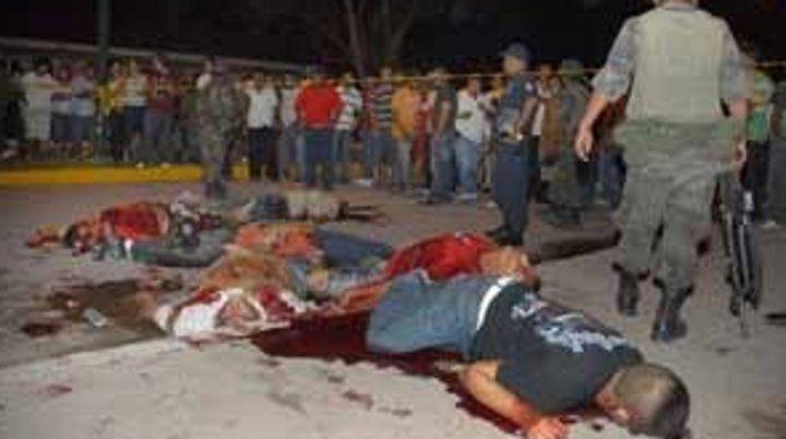 Récord de crímenes en México: 33.341 el año pasado