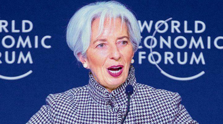 Estimaciones. Lagarde dijo que Latinoamérica crecerá este año 1