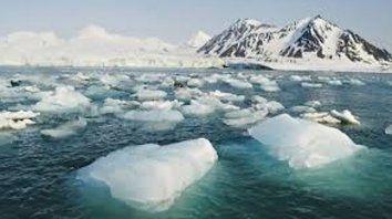 Los hielos pierden terreno.