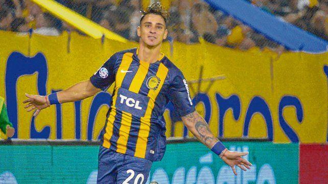 Pieza muy importante. Zampedri es el goleador canalla y el 9 titular del Patón Bauza.
