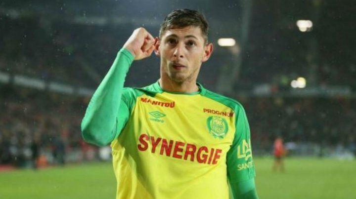 Sala tuvo una gran temporada en el Nantes y fue fue trasferido al fútbol inglés.