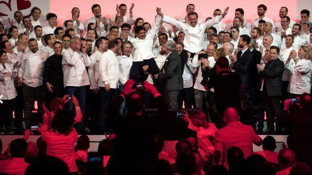 El chef Mauro Colagreco se convierte en el primer argentino con 3 estrellas Michelin