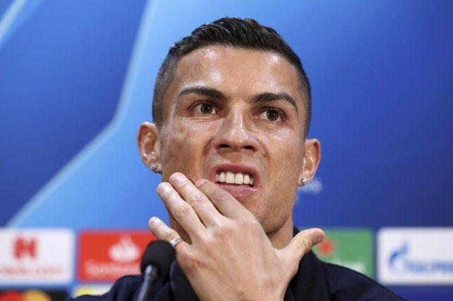 Condenan a Cristiano Ronaldo a 23 meses de prisión por fraude