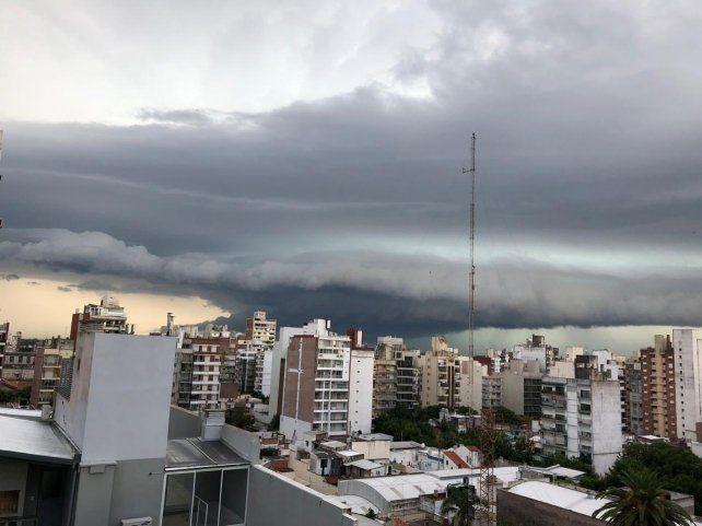 ¿Vuelve la lluvia? El Servicio Meteorológico anunció tormentas fuertes entre esta noche y la madrugada del miércoles. (Foto de archivo)