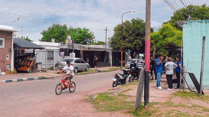 Edison al 400. El hecho ocurrió en octubre en Villa Gobernador Gálvez