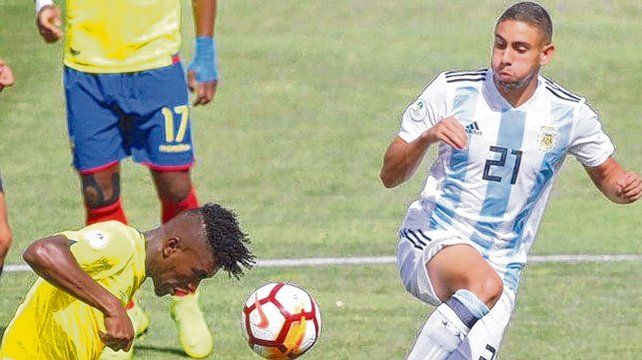 Argentina cayó con Ecuador