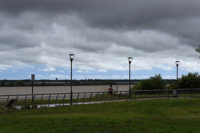 Rige un alerta meteorológico para Rosario y la región