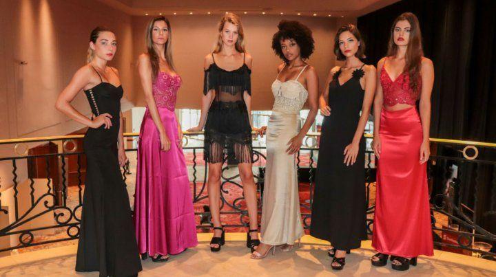 Wallas volvió de Punta del Este asociado con la agencia de modelos que marca tendencia