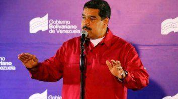 El presidente de Venezuela, Nicolás Maduro, aseguró que es el único presidente.