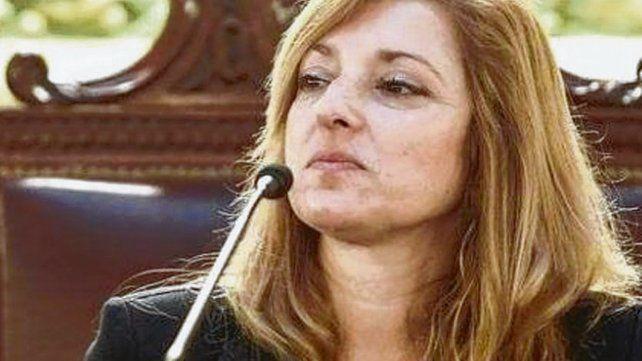 Legisladora. Moyano llevaba varias semanas internada en Rosario.