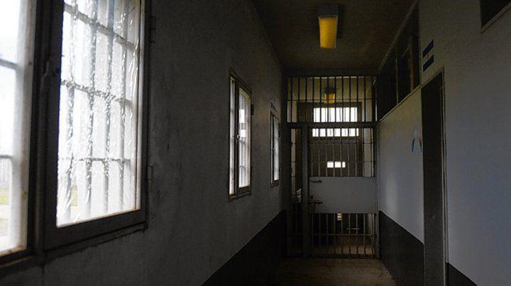 Búsqueda. Esta semana se hizo una nueva requisa en el penal de Piñero.