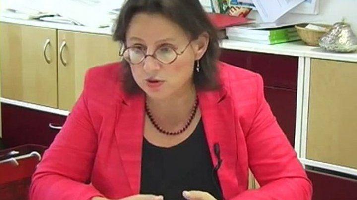 Rosa Logar hizo una llamada urgente para que aumente el número de casas y refugios para mujeres víctimas de violencia.