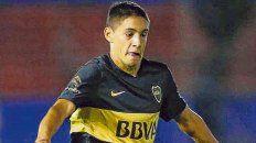 La nueva cara. Molina dejó Boca para sumarse a los canallas. El juvenil, de 21 años, puede jugar por los laterales como por el medio.