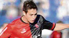 Fydriszewski. Tiene 16 partidos y 3 goles en Newells.