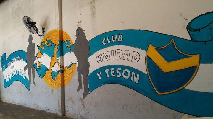 Unidad y Tesón resiste en el barrio Domingo Matheu